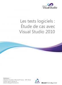 Test avec visual studio