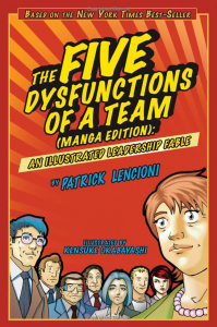 5 dysfunction of a team
